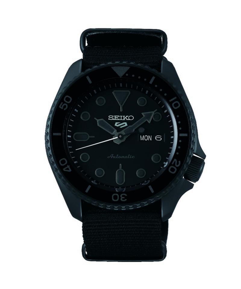 SRPD79K1 SEIKO 5 Street 街頭潮流機械錶