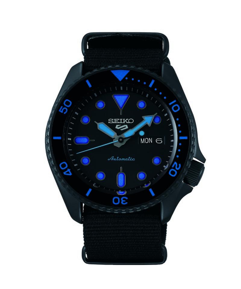 SRPD81K1 SEIKO 5 Street 街頭潮流機械錶