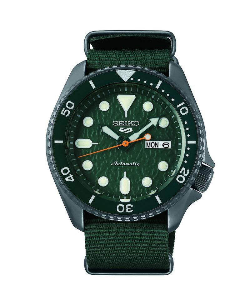 SEK9928 SRPD77K1 SEIKO 5 Sense 風格品味機械錶