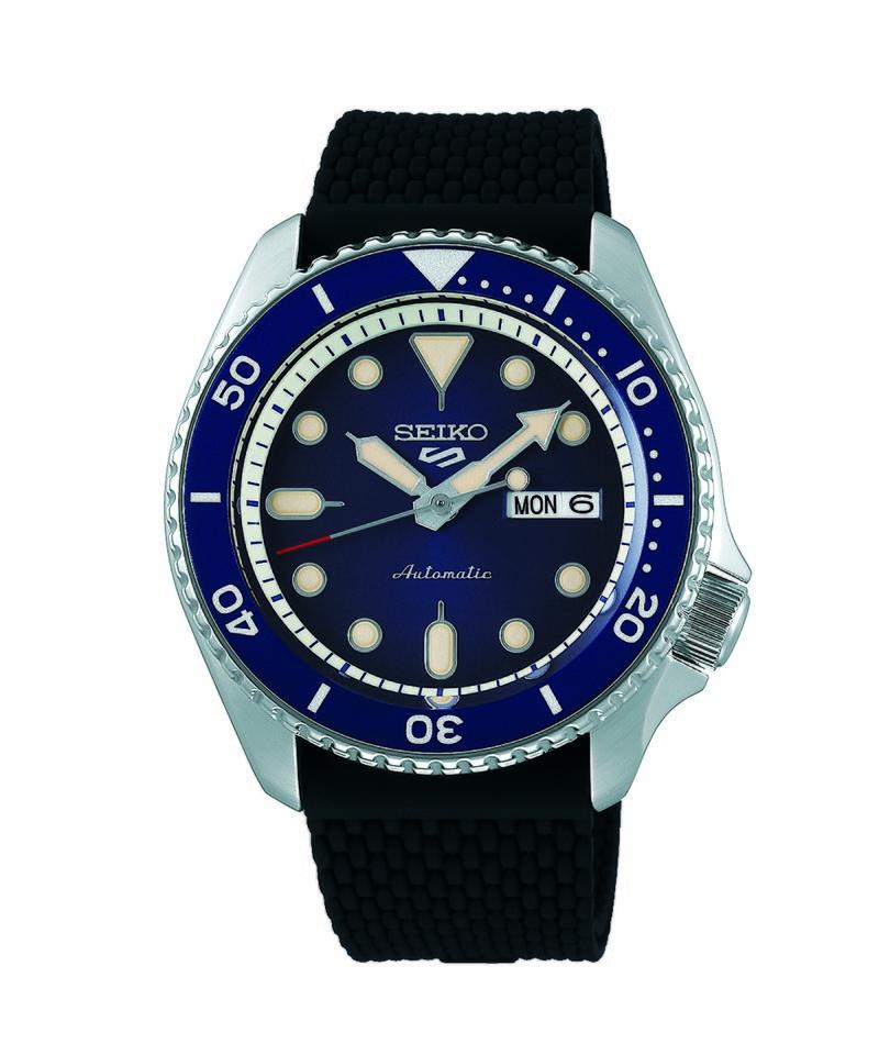 SEK9933 SRPD71K2 SEIKO 5 Suit 時尚穿搭機械錶