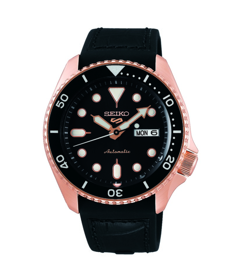 SEK9934 SRPD76K1 SEIKO 5 Specialist 職人文化機械錶