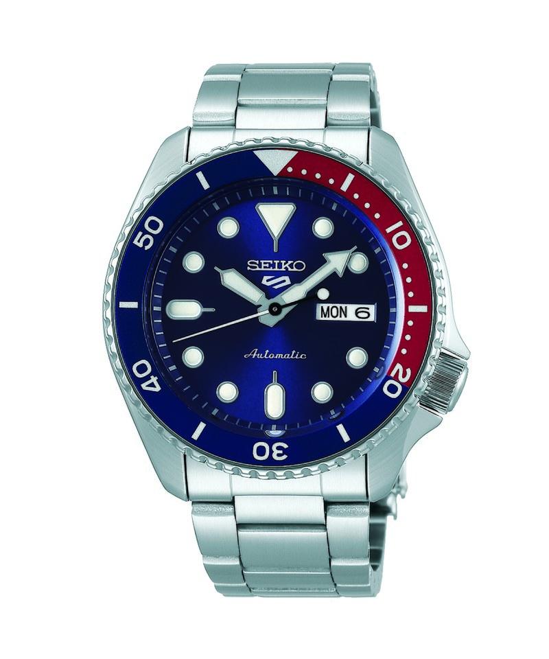 SRPD53K1 SEIKO 5 Sport 戶外運動機械錶