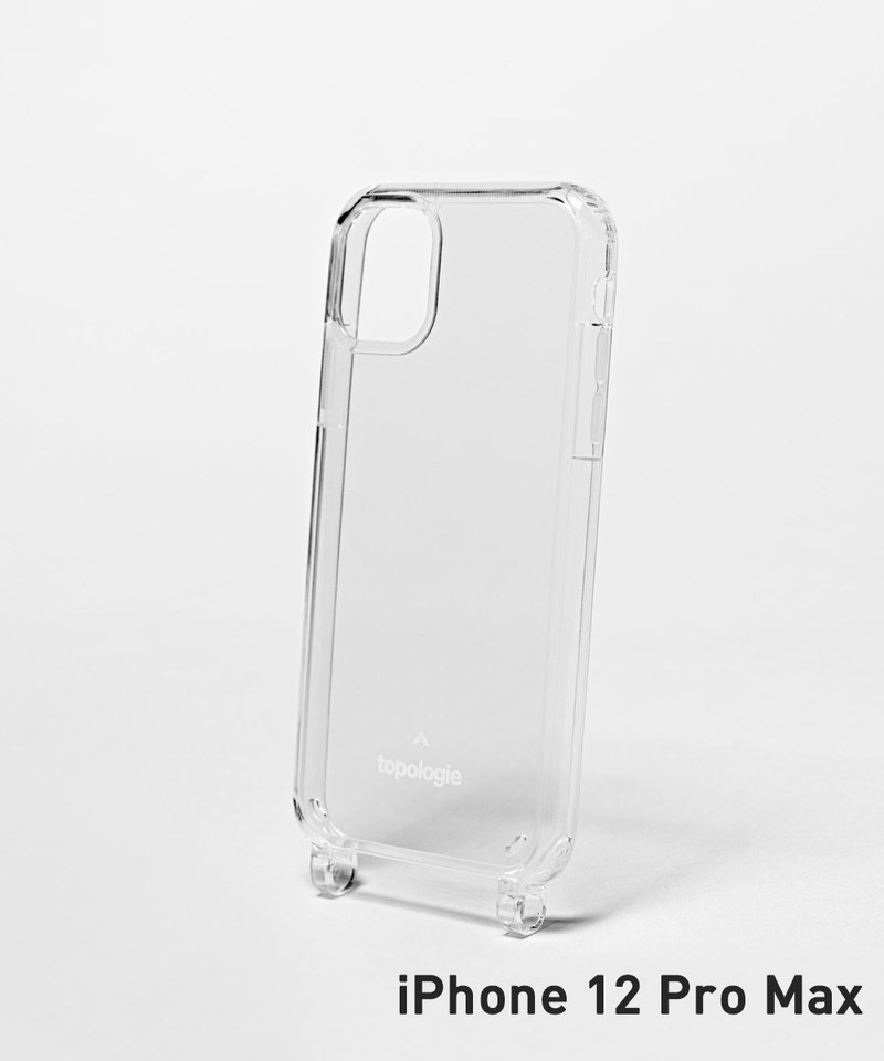 Topologie 手機殼 Phone Cases Verdon Case Clear