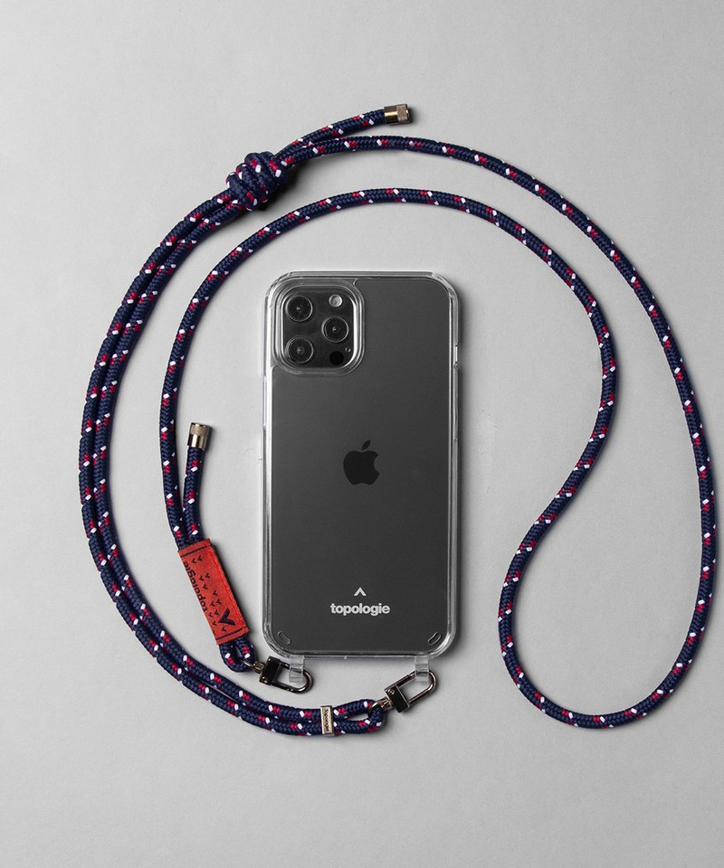 Topologie 繩索背帶 Phone Cases Verdon Strap