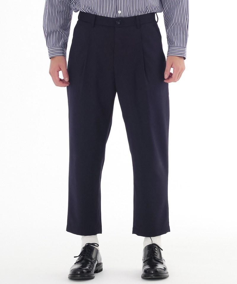 TW3505 彈性錐形西裝褲