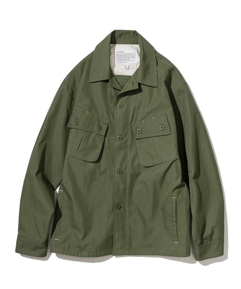 UNB0911 20FW Jungle Fatigue Jacket 叢林軍外套