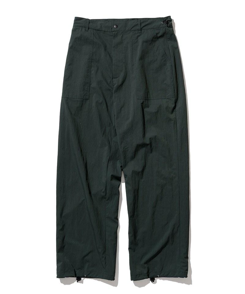 UNB1609 20FW Nylon Fatigue Pants 尼龍軍褲