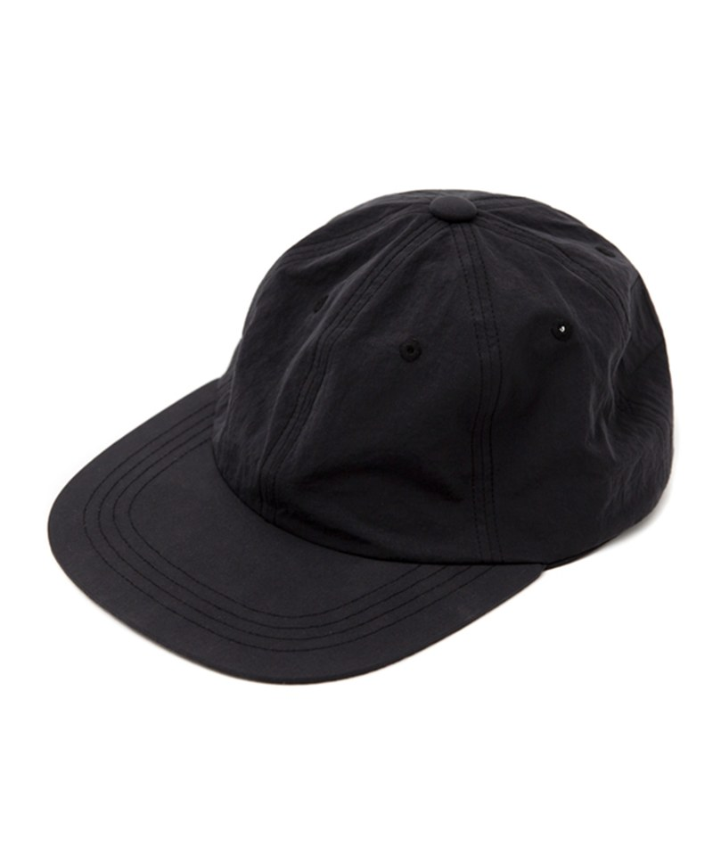 UNB2303 Nylon Ball Cap 尼龍六分割帽