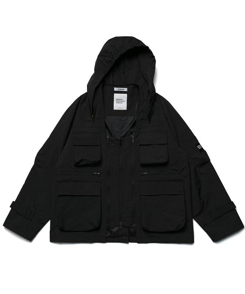Multi-zip Jacket