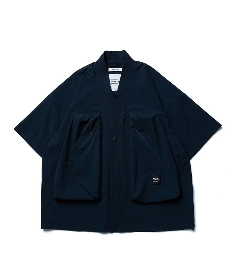 Twill Noragi 斜紋短袖野良著