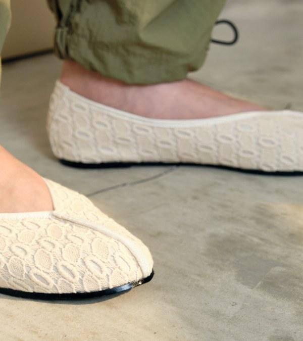 CRV1905 小花園聯名合掌鞋