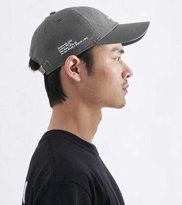 FSV2301 CORPORATE CAP 純棉便帽