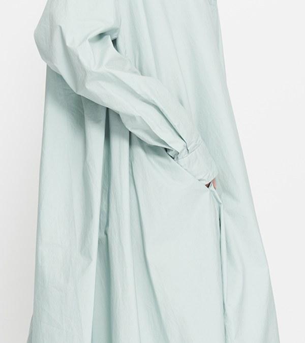 JSD4103 TYPEWRITER 綁帶A字連身裙
