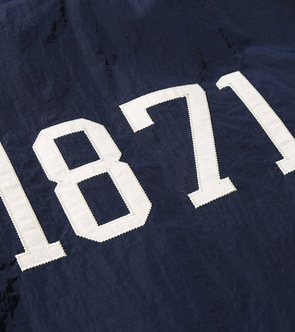 MBT0708 1871 Numbering Anorak 復古套頭上衣